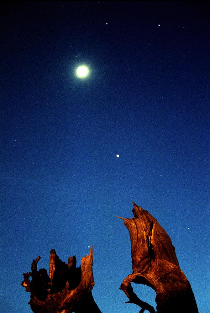 051602 Yosemite Moon
