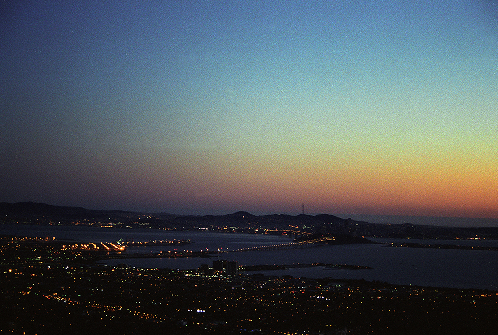 060902 bay sunset
