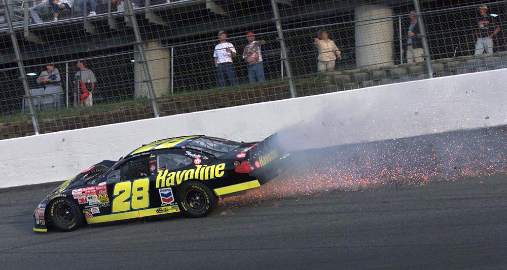 gas nascar sparks