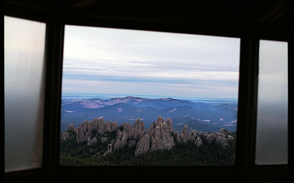 Harney Peak, South Dakota.