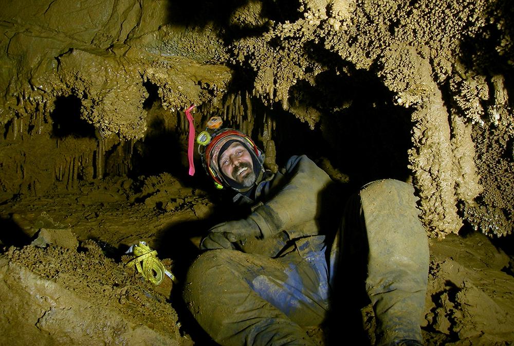 Shovel Eater Cave