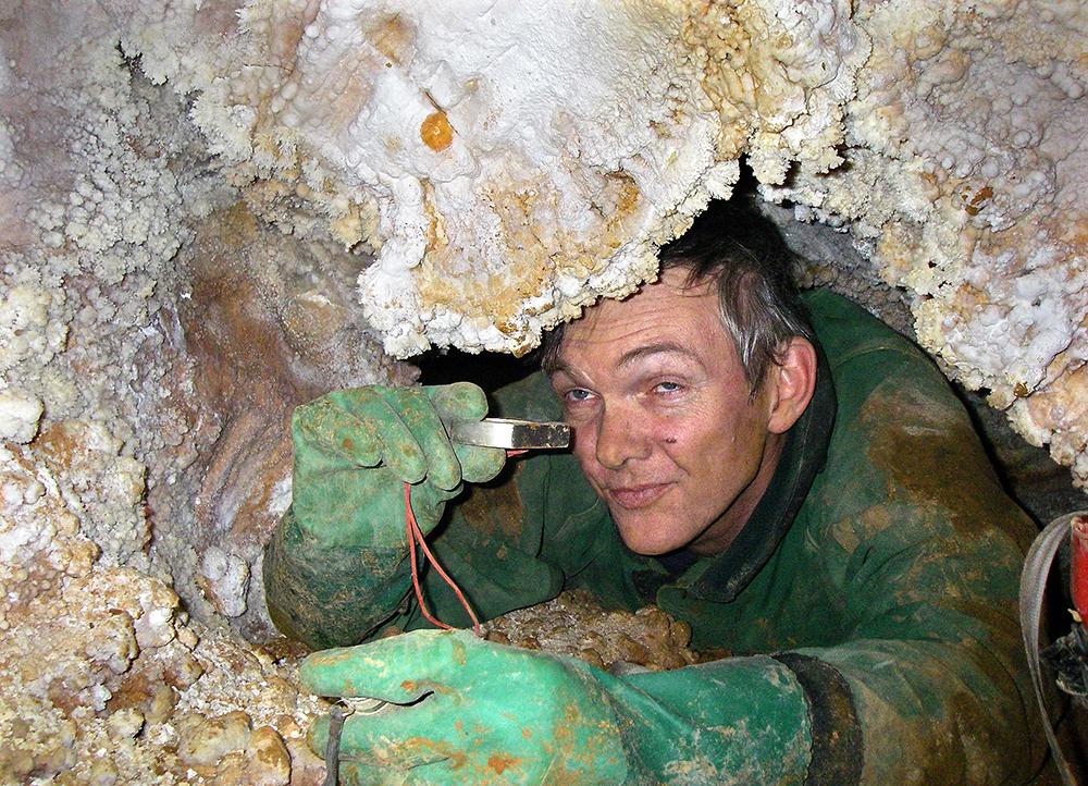 Scherr Crystal Cave