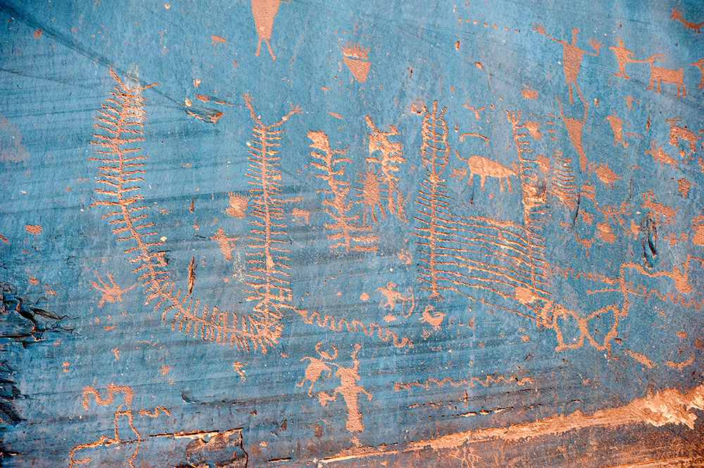 Colorado Petroglyphs