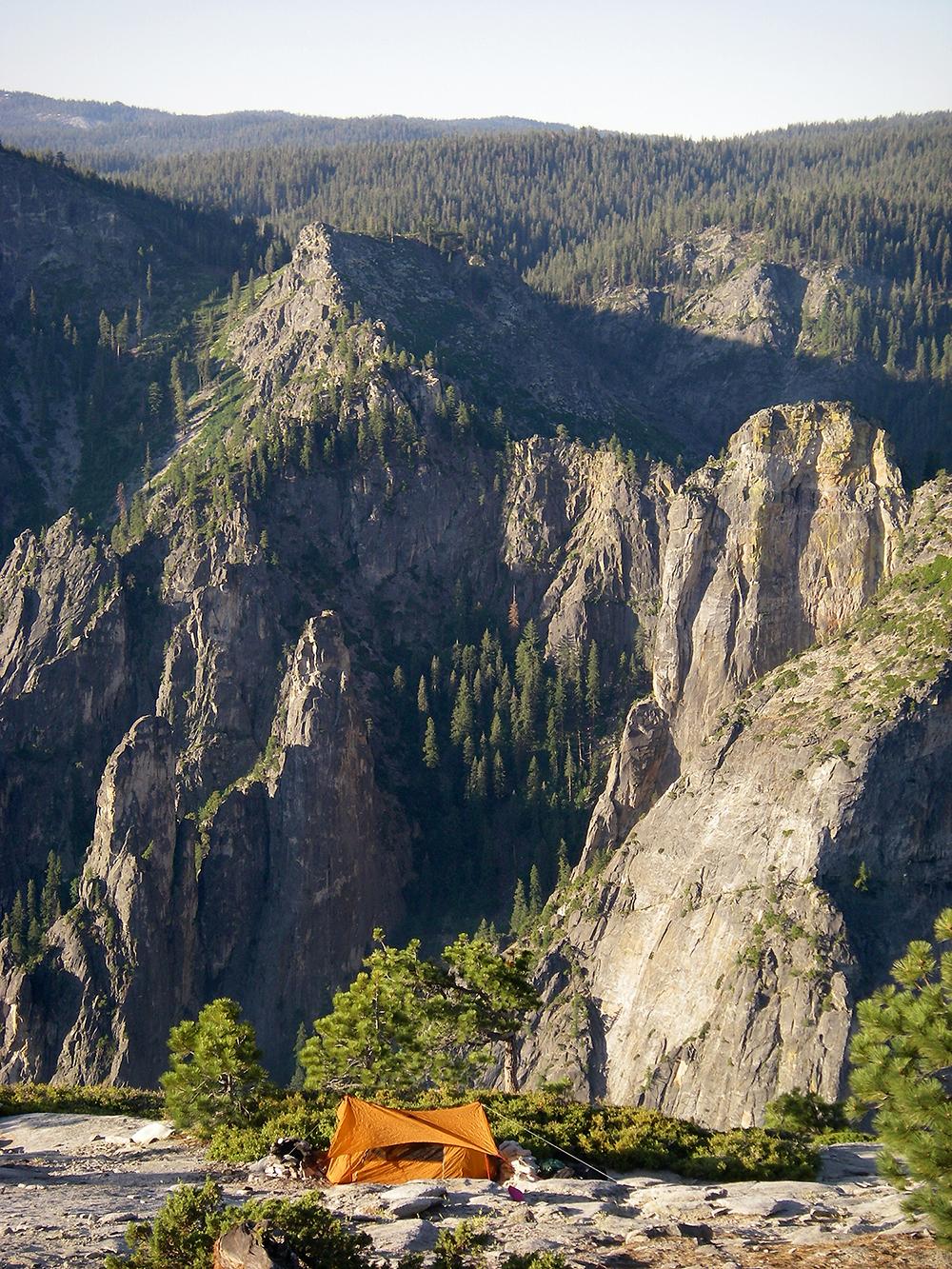 Backpacking El Cap