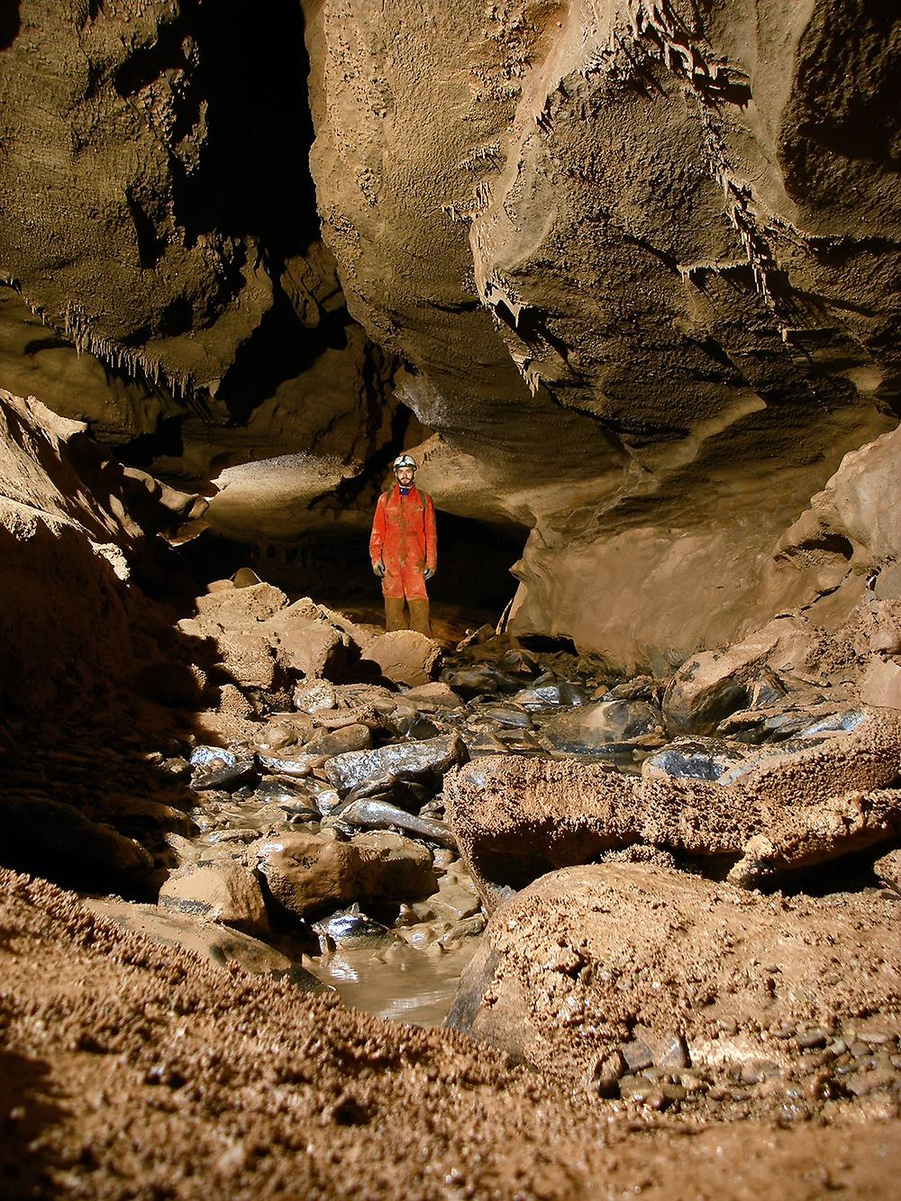 Cass Cave