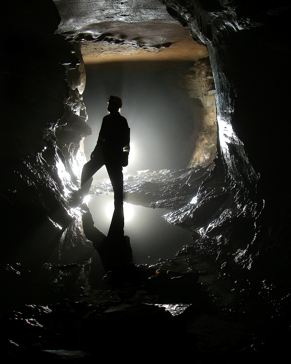 Frog Hollow Cave