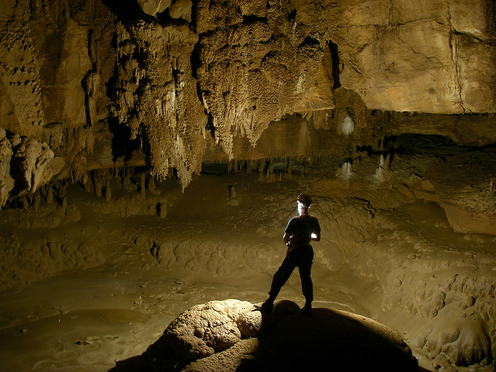 Williams Saltpeter Cave
